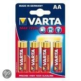 Varta Batterij 4706 PX/MAXI 4-Pak