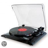 ION Profile LP - Platenspeler met USB - Zwart