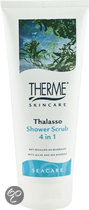 Therme Showerscrub Thalasso 4 in 1 - 50 ml - Douchegel
