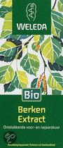 Weleda Berken Natuurlijk  Bio Ontslakkings - Extract