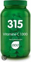 Aov Vitamine C 1000mg - 60 Tabletten