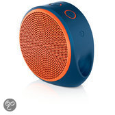 Logitech X100 - Bluetooth-speaker - Orange