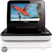 Philips PD7030/12 - Portable DVD-speler - 7 inch