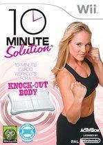 10 Minute Solution + Gewichthandschoenen