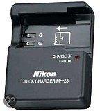 Nikon batterijoplader MH-23