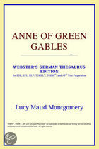 Anne Of Green Gables (Webster's German T