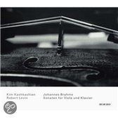 Brahms: Sonaten fur Viola und Klavier / Kashkashian, Levin