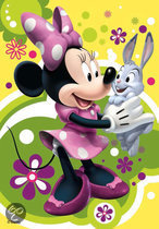 Ravensburger 4 in 1 Puzzel - Minnie Mouse