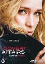 Covert Affairs - Seizoen 3
