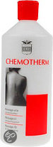 Chemotherm Rood - 500 ml - Massageolie