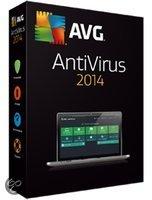AVG Antivirus 2015 - 5 Gebruikers / 1 jaar / Productcode zonder DVD