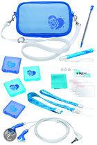 Foto van Bigben Accessoirepakket Blauw 3DS + DS Lite + DSi