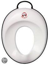 BabyBjörn Toilet Trainer - Wit/Zwart