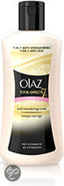 Olaz Total Effects Anti-verouderings melk - Reinigingsmelk 200 ml