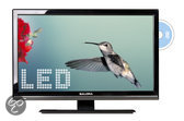 Salora LED901DVX - Led-tv-/dvd-combo - 19 inch - HD-ready