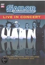 Sailor - Live In Concert