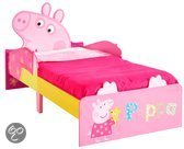 Worldsapart Bed Peuterbed Peppa Pig