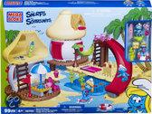 Mega Bloks Het Smurfen Strand