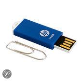 PNY HP v165w USB Flash Drive - 16 GB / Blauw