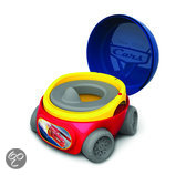 Tomy - Disney Cars Toilettrainingssysteem - Rood