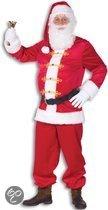 Luxe kerstman kostuum voor heren 50 (m)