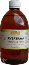 Elvitaal levertraan 500 ml