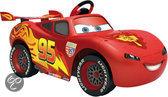 Cars Elektro Lightning McQueen - Accuvoertuig - 6V