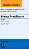 Amputee Rehabilitation, an Issue of Physical Medicine and Rehabilitation Clinics of North America