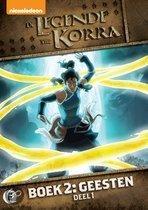 De Legende Van Korra - Boek 2: Geesten (Deel 1)
