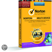 Symantec Norton 360 Multi Device 2.0 - Nederlands / 1 Gebruiker / 3 Licenties + Monsters University DVD ACTIE