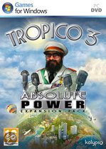 Tropico 3, Absolute Power (Add-On)  (DVD-Rom)