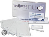 Testjezelf Drugtest THC (Cannabis) - 6 stuks