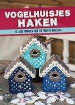 Vogelhuisjes haken boek box + Boekje