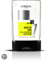 L'Oreal Paris Studio Line - Invisi Fix - Zero Natural Control Gel