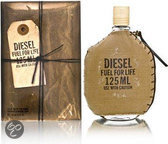 Diesel Fuel for Life Men - 125 ml - Eau de Toilette