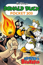 Donald Duck Pocket / 203 Opstand in Brutopia