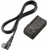 Sony BCTRV - Lader voor V-, H-, en P-serie batterijen
