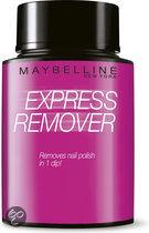 Maybelline Express Remover Jar - 75 ml - Nagellakremover
