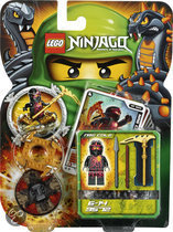 LEGO Ninjago NRG Cole - 9572