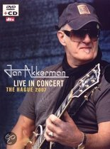 Jan Akkerman - Live In Concert 2007 (Dvd + CD)