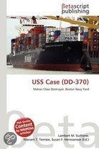 Uss Case (Dd-370)