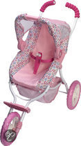 Zaph Creation Baby Annabell Poppenwagen 2-in-1 Jogger