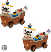 Little Tikes Play 'n Scoot Piratenschip