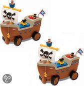Little Tikes Play 'n Scoot Piratenschip
