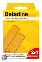 Betadine Desinfect Pleisters
