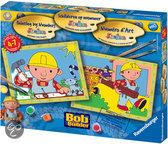 Schilderen op Nummer 'Bob de Bouwer'