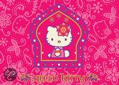 Ravensburger Puzzel: Hello Kitty Indiase Prinses
