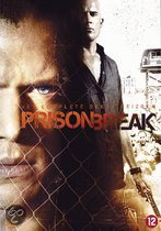 Prison Break - Seizoen 3 (4DVD)