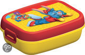 Bobo Lunchbox Geel/Rood