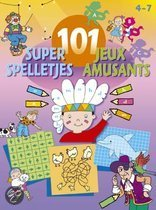101 Super Spelletjes 4 7 Jaar